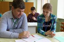 Заключительный этап всероссийской олимпиады школьников по математике в Сарове 2013_460