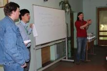 Заключительный этап всероссийской олимпиады школьников по математике в Сарове 2013_467