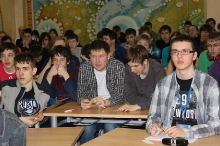 Заключительный этап всероссийской олимпиады школьников по математике в Сарове 2013_469