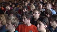 Заключительный этап всероссийской олимпиады школьников по математике в Сарове 2013_99