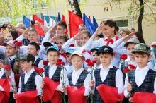 Союз детских организаций «Сияющие звезды» принял в свои ряды 614 третьеклассников_1