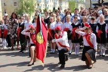 Союз детских организаций «Сияющие звезды» принял в свои ряды 614 третьеклассников_2