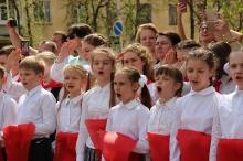 Союз детских организаций «Сияющие звезды» принял в свои ряды 614 третьеклассников_5