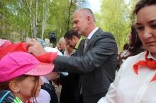 Союз детских организаций «Сияющие звезды» принял в свои ряды 614 третьеклассников_6