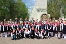 Союз детских организаций «Сияющие звезды» принял в свои ряды 614 третьеклассников_7