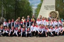 Союз детских организаций «Сияющие звезды» принял в свои ряды 614 третьеклассников_9