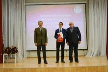 Торжественный прием победителей и призеров регионального и заключительного этапов всероссийской олимпиады школьников 2017_10