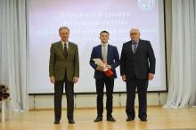 Торжественный прием победителей и призеров регионального и заключительного этапов всероссийской олимпиады школьников 2017_11