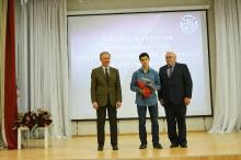 Торжественный прием победителей и призеров регионального и заключительного этапов всероссийской олимпиады школьников 2017_14