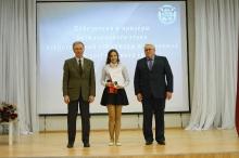 Торжественный прием победителей и призеров регионального и заключительного этапов всероссийской олимпиады школьников 2017_17