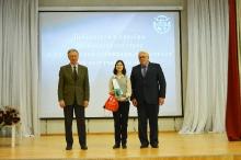 Торжественный прием победителей и призеров регионального и заключительного этапов всероссийской олимпиады школьников 2017_21