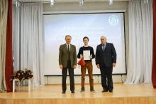 Торжественный прием победителей и призеров регионального и заключительного этапов всероссийской олимпиады школьников 2017_23