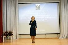 Торжественный прием победителей и призеров регионального и заключительного этапов всероссийской олимпиады школьников 2017_29