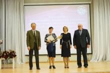Торжественный прием победителей и призеров регионального и заключительного этапов всероссийской олимпиады школьников 2017_37
