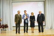 Торжественный прием победителей и призеров регионального и заключительного этапов всероссийской олимпиады школьников 2017_38