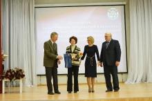 Торжественный прием победителей и призеров регионального и заключительного этапов всероссийской олимпиады школьников 2017_39