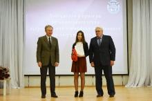 Торжественный прием победителей и призеров регионального и заключительного этапов всероссийской олимпиады школьников 2017_3
