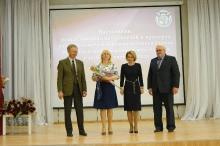 Торжественный прием победителей и призеров регионального и заключительного этапов всероссийской олимпиады школьников 2017_41