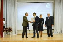 Торжественный прием победителей и призеров регионального и заключительного этапов всероссийской олимпиады школьников 2017_47