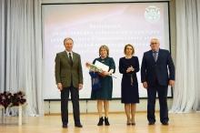 Торжественный прием победителей и призеров регионального и заключительного этапов всероссийской олимпиады школьников 2017_50