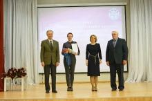 Торжественный прием победителей и призеров регионального и заключительного этапов всероссийской олимпиады школьников 2017_55