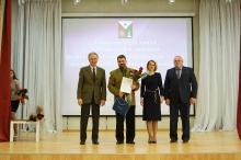 Торжественный прием победителей и призеров регионального и заключительного этапов всероссийской олимпиады школьников 2017_59