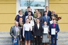 Торжественный прием победителей и призеров регионального и заключительного этапов всероссийской олимпиады школьников 2017_66