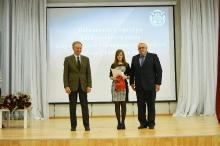 Торжественный прием победителей и призеров регионального и заключительного этапов всероссийской олимпиады школьников 2017_6