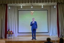 Торжественный прием победителей и призеров регионального и заключительного этапов всероссийской олимпиады школьников 2018_1