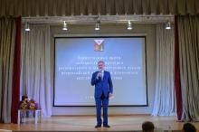 Торжественный прием победителей и призеров регионального и заключительного этапов всероссийской олимпиады школьников 2018_2