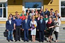Торжественный прием победителей и призеров регионального и заключительного этапов всероссийской олимпиады школьников 2018_40