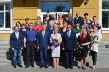 Торжественный прием победителей и призеров регионального и заключительного этапов всероссийской олимпиады школьников 2018_41
