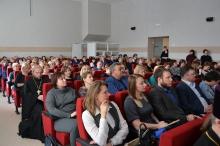 Городская конференция «Качественное многоуровневое образование в Сарове – гарант устойчивого развития города в интересах государства». 09.02.2018_9