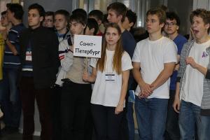 XVIII Кубок памяти А.Н. Колмогорова в Сарове » Открытие (01.11.2014)_1