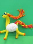 «Пластилиновая лошадка»